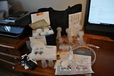 Ameda Finesse double electric breast pump with Dottie Tote Brand New! Free Ship