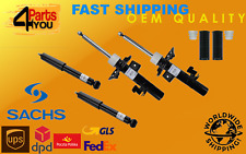 4x  SACHS FRONT REAR Shock Absorbers DAMPERS  VOLVO S60 II S80 II V60 XC70