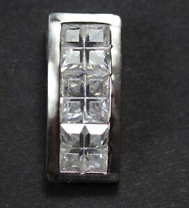 Kettenanhänger Silber 925 Zirkonia