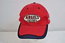 Angels Hall of Fame Pechanga Resort & Casino Red/Blue Baseball Cap Adjustable