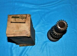 🔥 NOS GM CHEVY CORVETTE MUNCIE M20 CLUSTER GEAR 4 SPEED WIDE RATIO 29-22-19-17