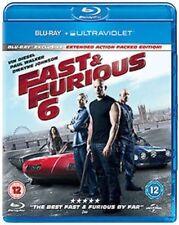 Películas en DVD y Blu-ray acciones Fast & Furious