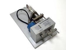 David Kopf 1207b Hydraulic Micro Drive 50 Microns Per Rev With M061 5002 Motor