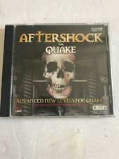 Rare Aftershock Toolbox Ultimate Command Tools for Quake 1996 PC Ships N 24h