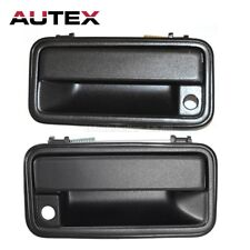 2pcs Front Left/Right Extended Door Handle for 1995-2000 Chevy Tahoe/GMC Yukon