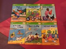 Six LeapFrog Tag Pen LeapReader books — Learn To Read Set: Long Vowels/Silent E