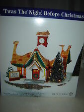 Dept 56 S V - Twas The Night Before Christmas - Sugar Plum School