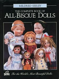 Antique All-Bisque Dolls -  German French American / Scarce Book 500+ Photos