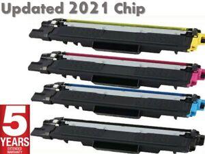 4x TN253 TN257 Toner for Brother HL-L3230CDW HL-L3270CDW MFC-L3745 L3750 L3770