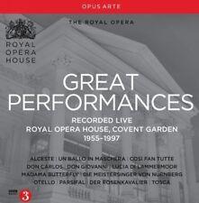 Verdi / Vickers / Sutherland / Baker / De Los Ange Great Performances Collection