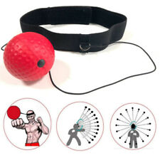 Boxing Head Band Speedball Fight Ball Training Reflex Speed Punch Exercise Pro