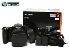 Sony Cybershot DSC RX10 IV Digital Camera Two Batteries *MINT- in Box*