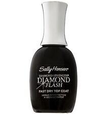 Sally Hansen Diamond Flash Fast Dry Top Coat, Clear [3482], 0.45 oz