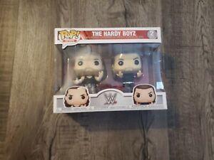 Funko POP! WWE The Hardy Boyz Jeff Matt 2 Pack