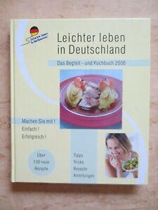 +++LLID Leichter leben in Deutschland Das Begleit- und Kochbuch 2006+++
