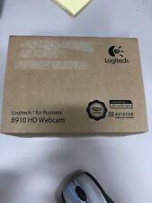 Logitech B910 HD Webcam - Brand new Sealed Box