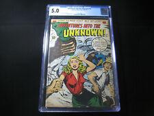 Adventures into the Unknown #14 (1950 ACG) CGC 5.0