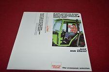 Deutz Fahr Tractor Line for 1983 Dealer's Brochure DCPA2