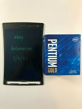 New listing Intel Pentium Gold G5420 Desktop Processor Lga-1151 300-Series 2C/4T