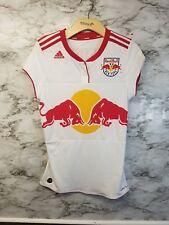 Adidas Thierry Henry Women's New York Red Bulls MLS Soccer Jersey Medium #23