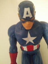 Marvel Legends Series 12_ INCH Captain America Figure Vintage well made