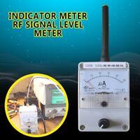 100K-1000MHz Field Strength Indicator Meter RF Signal Level Meter & Antenna Tool