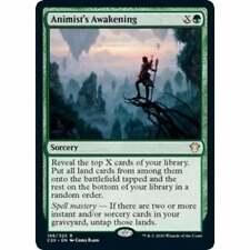 MTG Commander 2020 - Animist's Awakening - NM Card