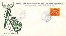 PORTUGAL FDC FEDERACAO INTERNACIONAL DAS AGENCIAS DE VIAGEM