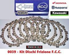 0039 - KIT DISCHI FRIZIONE Guarniti F.C.C. per HUSQVARNA SM 610 S dal 2000 >2003