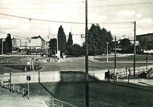 AK, Berlin Mitte, Sektorengrenze am Potsdamer Platz 1961, um 2010