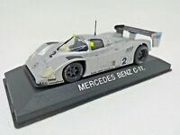 MAX MODELS 1:43 - MERCEDES BENZ C11 - Silberpfeil 1990 World Champion