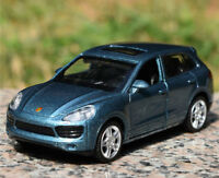 1:43 Porsche Cayenne SUV Alloy Car Model Collection Pull Back Vehicles Kids Toys