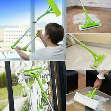 Telescopic Foldable Handle Cleaning Glass Sponge Mop Cleaner Window Extendable