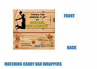 Basketball Candy bar wrappers, Party Supplies, Birthday, Basketball, Sports
