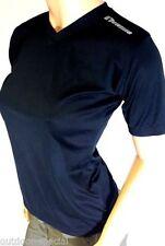 Yoga Kurzarm Damen-Sport-Shirts & -Tops mit Knopfverschluss-Stil