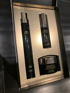 LANCOME ABSOLUE L EXTRAIT NEW ELIXIR ULTIME CONCENTRATE LOTION GIFT SET&GIFT