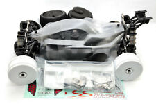 NEW HOBAO 1/8 HYPER SSE ROLLER 80% BUGGY KIT #HB-SSE CLEAR BODY USPS (lljstore)