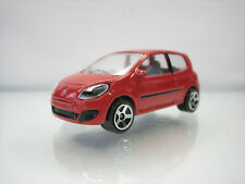 Diecast Majorette Renault Twingo No. 206B Red Very Good Condition
