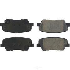 Disc Brake Pad Set-Street Brake Pads Rear Stoptech 308.12842