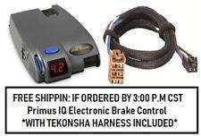 Tekonsha 90160 Brake Control for GMC / Sierra ( 1500 HD + 2500 HD + 3500 )