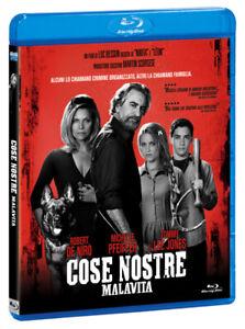 Cose Nostre - Malavita (Blu-Ray) EAGLE PICTURES