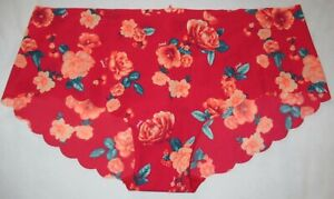 Pink by Victoria's Secret Panties Underwear NO SHOW/RAW CUT HIPSTER LARGE L