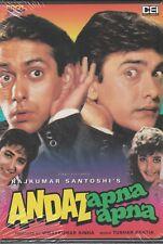 andaz apna apna - salman Khan , aamir Khan  [Dvd ] 1st Edition DEI Released