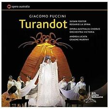 Turandot, New Music