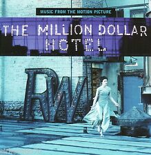 MILLION DOLLAR HOTEL Soundtrack CD - Daniel Lanois / U2