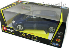 BBurago VW Volkswagen Golf V 1:18 Diecast Blue 18-12071