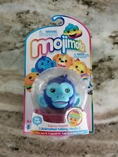 Mojimoto Blue Monkey Emoji Recorder Toy Animated Talking Mojis New