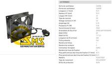 VENTILATEUR FAN 24V 24 Volts 5 Watt 92.5 * 92.5 * 32 mm JUNGHEINRICH 5058802