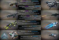 Destiny 2 - Nightfall 100k/Farm (PS4/PC/XBOX)