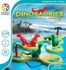Smart Games Dinosaurier Geheimnisvolle Insel SG 282 DE